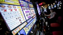 Slot machines at the River Rock Casino in Richmond, B.C. June 11, 2009. John Lehmann/Globe and Mail (John Lehmann/The Globe and Mail)