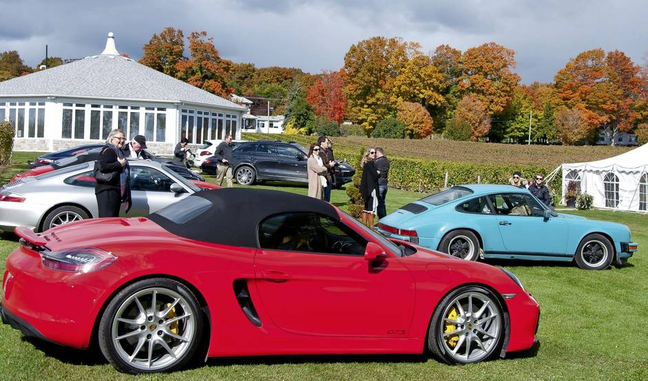Inside the largest Porsche Club of America chapter - the Upper ...