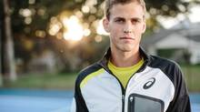 Vasek Pospisil enters the Australian Open ranked No. 30 in the ATP world rankings, nearly 100 spots higher than he was a year ago. (Matthew Brush)