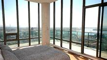 Home of the Week, 33 Lombard St., unit 4501, the penthouse unit in the Spire condo in downtown Toronto. (Photos by Peter Riedel/Photos by Peter Riedel)