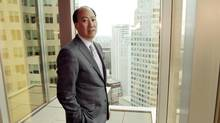 RBC Dominion managing director William Wong: 'Retail investors have driven a lot of the demand for yield.' (Fernando Morales/The Globe and Mail)
