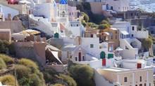 Explore Santorini, an island in the southern Aegean Sea. (Barbara Ramsay Orr)
