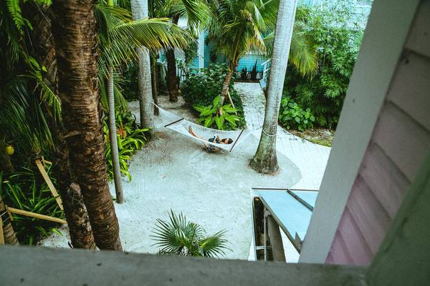 Roam Miami Hammock and Sandy Garden