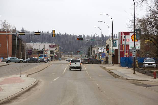 Today, life on Fort McMurray's Franklin Drive is returning to normal.