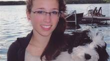 Rehtaeh Parsons of Nova Scotia, 17, died in April, 2013, several days after her parents took her off life support. (FACEBOOK)