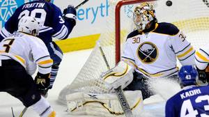 Frattin Saves Leafs With Late Overtime Goal To Beat Sabres