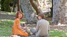 Zoe Kazan, left, and Paul Dano in a scene from Ruby Sparks. (Merrick Morton/Fox Searchlight / AP)