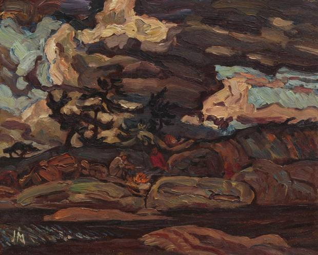 The Elements, 1916