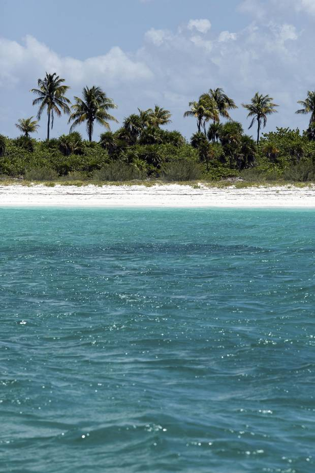 It was only after Holbox got electricity in the 1980s that tourists started to arrive.