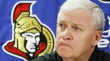Ottawa Senators' head coach and GM Bryan Murray. (Sean Kilpatrick)