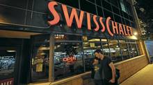 Cara's brands include Swiss Chalet and Harvey's. (Kevin Van Paassen/The Globe and Mail)