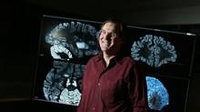 Alan Evans says available computer power is at a point where it can allow for a more comprehensive and realistic model of what's actually going on in the brain. (Christinne Muschi/The Globe and Mail)