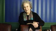 Canadian author Margaret Atwood in August, 2013. (Fernando Morales/The Globe and Mail)
