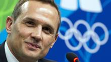 Steve Yzerman, executive director Canada's Olympic men's hockey team has some tough roster decisions to make. (file photo) (RYAN REMIORZ/THE CANADIAN PRESS)