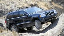 2009 Jeep Grand Cherokee (Chrysler)