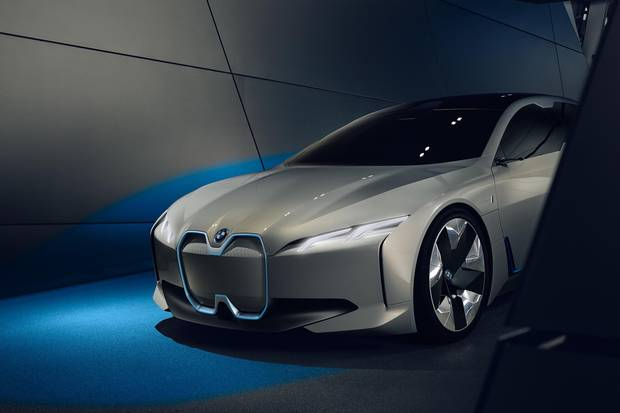 Bmw Unveils Electric Car Plans For 2021 And Beyond The Globe And Mail