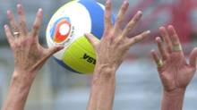The World Volleyball Toru will be making a stop in Toronto this year. File Photo: John Morstad/Globe and Mail (John Morstad/The Globe and Mail)