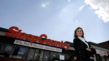 Sleep Country Canada preside Christine Magee says the company does not condone what happened. (Deborah Baic/The Globe and Mail)