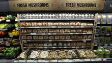 Specialty, organic and sustainable foods are now featured at he Metro store at Lakeshore and Southdown Road store in Mississauga. (J.P. MOCZULSKI For The Globe and Mail)