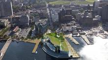 Battle of the Atlantic Place, a proposed new museum on the Halifax waterfront, will tell the story of the longest battle of the Second World War through theatrical technology. (HANDOUT)