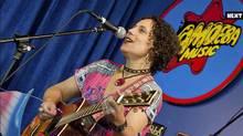 Alison Faith Levy at San Francisco's Amoeba Music, April 14th, 2012. (amoeba.com)