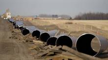 Construction of the Enbridge Clipper Pipeline (Dan Bannister/Dan Bannister)