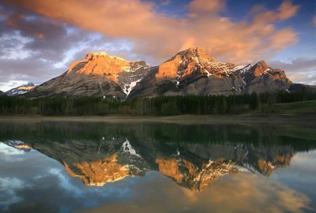 Alberta's High Rockies Trail.