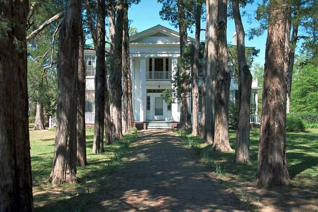 Rowan Oak, an estate in Oxford, Miss., built in the 1840s, was the home of Nobel Prize-winning author William Faulkner from 1930 to his death in 1962.