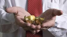 At the end of 2013, Canadian pension plans were 99.9-per-cent funded. (Christine Glade/iStockphoto)