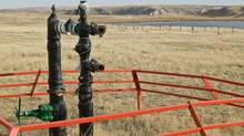 Eastern Canadian utilities have started to resort to U.S. shale gas. (Jean Becq/Encana Corp.)