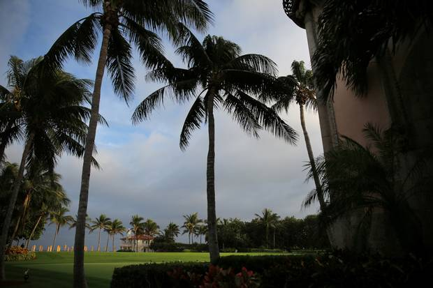Mar-a-Lago has produced between $15-million and $25-million a year in revenue for Mr. Trump.