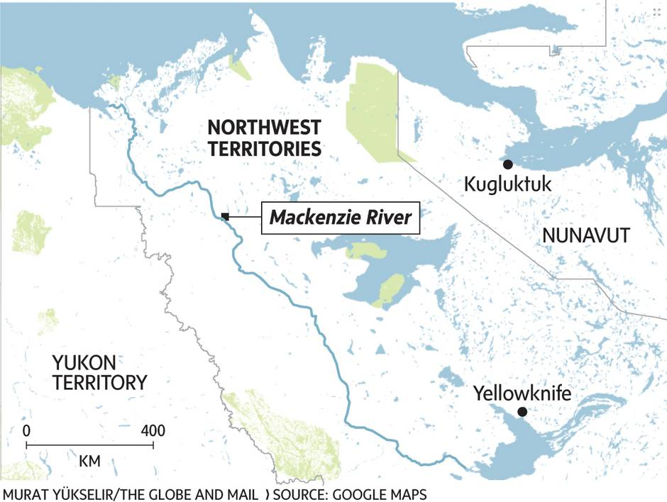 the story of the mackenzie river disappointment but also hope