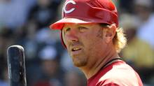 Adam Dunn(Photo by Al Messerschmidt/Getty Images) (Al Messerschmidt/2008 Getty Images)