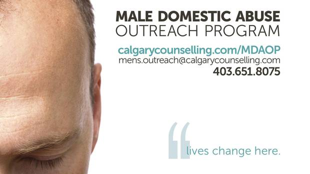 A brochure from the Calgary Counselling Centre.