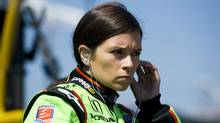 Danica Patrick of the U.S. for a practice session at the Honda Indy Toronto last July. (MARK BLINCH/REUTERS)