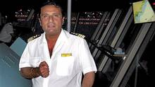 Captain Francesco Schettino is seen in this undated file photo released on Jan . 18, 2012. (Reuters/Reuters)