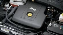 2005 Jeep Liberty Diesel (Chrysler/Chrysler)