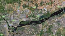 A Google screenshot shows Gatineau, Quebec. (Google Maps/Google Maps)