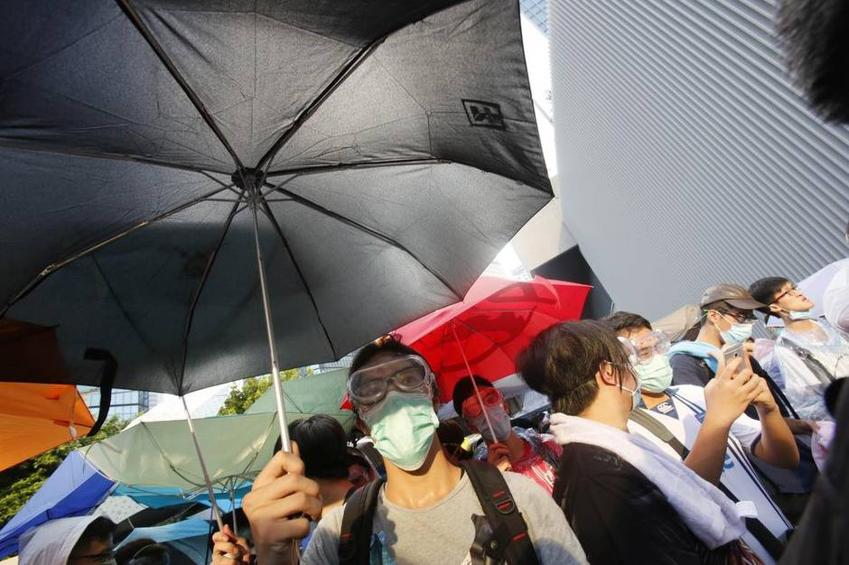 Hong Kong's 'Umbrella Revolution': What you need to know