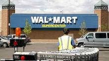 A Wal-Mart supercentre (Rick Wilking/Reuters)