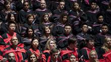 Sept. 4: The value of a degree, and other letters to the editor (Matthew Sherwood for The Globe and Mail)