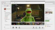 screen cap of Muppets