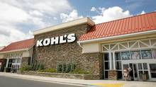 U.S.-based department store Kohl?s Corp., which offers low-cost stylish private labels and exclusive mid-priced designer lines, is scouting out locations in Canada, industry sources say. (RICK WILKING/REUTERS)