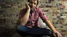 Celebrity chef Jamie Oliver poses for a photograph in Toronto in 2008. (NATHAN DENETTE/The Canadian Press)