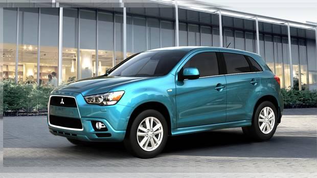 Buying Used  Should I Buy A Nissan Rogue Or Mitsubishi Rvr