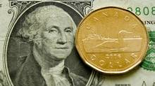 Some sophisticated analyses have found that a 25-basis-point cut in the Bank of Canada's key interest rate will lower the exchange rate by 0.5-0.7 per cent, or roughly half a cent. (Ryan Remiorz/The Canadian Press)