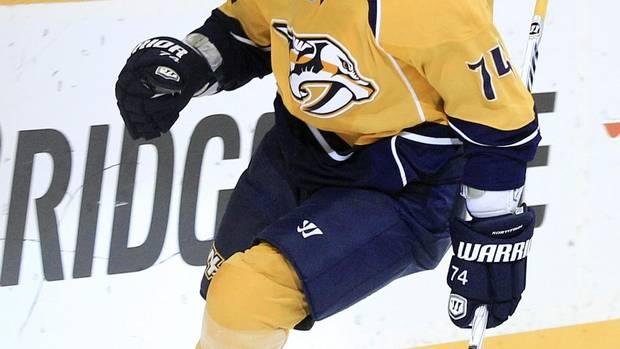 Nashville's Kostitsyn Hopes Lockout Wipes Out NHL Season