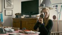 Sarah Polley in her family-history documentary Stories We Tell.