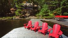 Your little cabin in the woods can net some serious cash during the summer rental season. (Fred Lum)