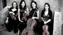 The Madwaska String Quartet (Handout)